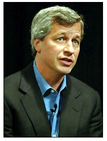 JP Morgan Chairman and CEO, Jamie Dimon