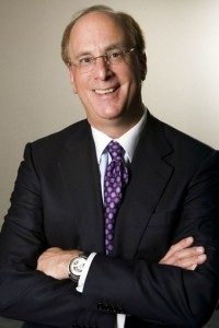 BlackRock CEO, Larry Fink