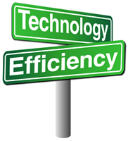 technology efficiency sign improve technological using tree 2009 trading tools