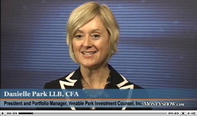 Danielle Park on MoneyShow.com