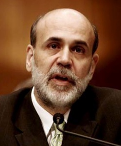 Fed Chair Ben Bernanke